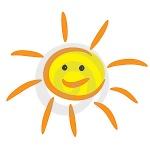 zonnenschijn